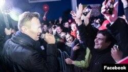 выступление Навального в Тамбове