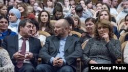 Ремзи Ильясов һәм Әсгать Сәфәров Камал театрында