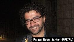 المخرج العراقي محمد الدراجي في عمان