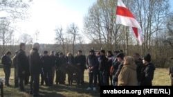 Прамаўляе Рыгор Кастусёў