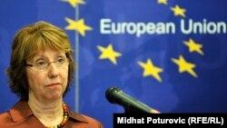 Єврокомісар з зовнішньої політики і політики безпеки Катрін Аштон