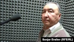 Гражданин Узбекистана Аргынбай Турсунбеков.