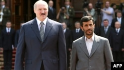 سفر اردیبهشت ۲۰۰۶ محمود احمدینژاد به بلاروس