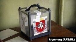 Кримський «референдум», 16 березня 2014 року