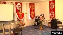 """Церковь """"Новая жизнь"""". Актобе, 1 ноября 2013 года."""