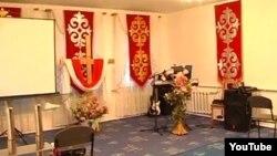 """В помещении одной из церквей """"Новая жизнь"""". Иллюстративное фото."""