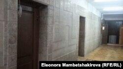 Асылбек Жээнбековдун кабинети ушул жерде