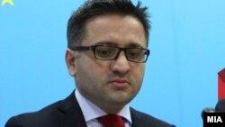 Вицепремиерот за европски интеграции Фатмир Бесими