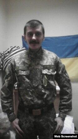 Василий Горобец служил по мобилизации в 40-й артиллерийской бригаде