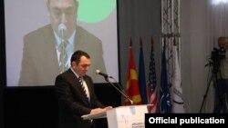 Љупчо Зиков, претседател на граѓанска Иницијатива - Алијанса за позитивна Македонија.