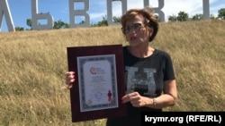 Председатель попечительского совета парка львов «Тайган» Галина Ломакина
