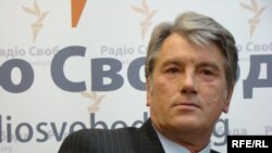 Former Ukrainian President Viktor Yushchenko says the recently adopted tax code could wreck the Ukrainian economy.