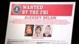 ABŞ-nyň Federal howpsuzlyk býurosynyň (FBI) gözleg bildirişi, Waşington, 15-nji mart, 2017.