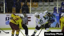 Кыргызстандагы хоккей оюну