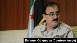 Салим Идрис- Сурия озод армиясининг собиқ қўмондони.