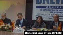 Петта меѓународна конфeренција за води што се одржува во Охрид.