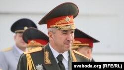 Міністар унутраных спраў Юры Караеў