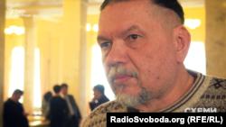 Народний депутат від «Блоку Петра Порошенка» Олександр Бригинець
