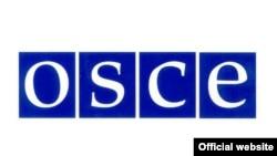 ЕҚЫҰ-ның ресми логотипі. Көрнекі сурет.