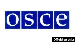 Логотип Организации по безопасности и сотрудничеству в Европе (ОБСЕ).