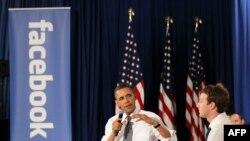 AQSh prezidenti Barak Obama 2011 yili Facebook tarmog'i asoschisi Mark Zukerberg bilan uchrashuv o'tkazgan edi.