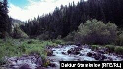 Кыргызстан.