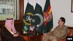 د پاکستان پوځ پخوانی مشر جنرال راحيل شريف د سعودي عرب په مشرۍ د اسلامي هېوادونو پوځی اتحاد مشري په غاړه لري.