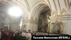 Похороны композитора Сергея Слонимского