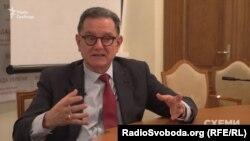 Карлос Кастресана, голова Комісії проти безкарності в Гватемалі (2007-2010)