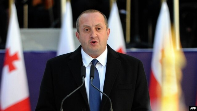 "Georgian President Giorgi Margvelashvili has said he would like his country to get on with the ""long and meticulous work"" ahead of signing an Association Agreement with the EU by next September."