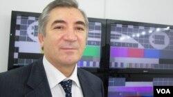 Milli Televiziya və Radio Şurasının sədri Nuşirəvan Məhərrəmli