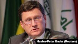 Ministri rus i Energjisë, Aleksandr Novak.