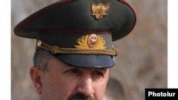 Министр обороны Нагорного Карабаха Мовсес Акопян