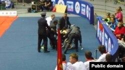 Динараны полиция алып киткән чак