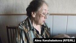 Латын тілінің оқытушысы, доцент Жібек Дүйсембинова.