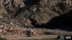 Лагерь у подножия Нанга-Парбат. Иллюстративное фото.