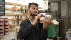 Jamming With Junk: Ukrainian Craftsman Transforms Trash Into Music