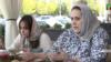 """Заира Сугаипова и ее мама в эфире ЧГТРК """"Грозный"""""""