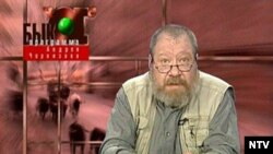 Андрей Черкизов, кадр НТВ