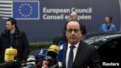 Presidenti i Republikës së Francës, François Hollande