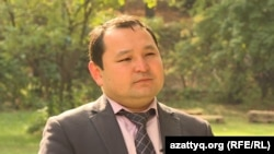 Экономист Мақсат Халық. Алматы, 7 қазан 2019 жыл.