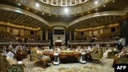 A session of the Gulf Cooperation Council (file photo)
