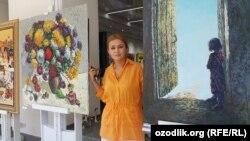 Rassom Dilorom Mamedova