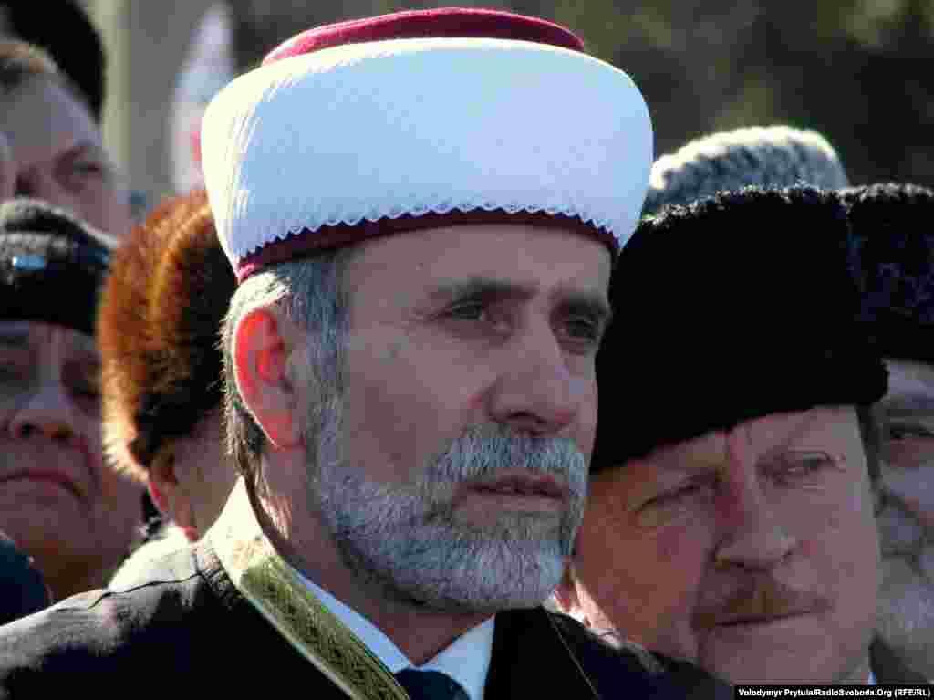 Кырым мөфтие хаҗи Эмирали Аблаев