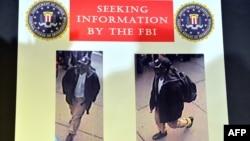 Фотографии двух подозреваемых в организации теракта в Бостоне