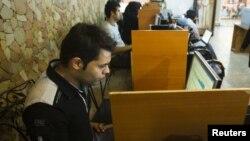 عکس آرشیوی از کافینتی در تهران