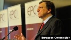 Претседателот на Европската комисија Хозе Мануел Баросо