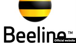 Beeline мобильдік сауда маркасының белгісі. (Көрнекі сурет).