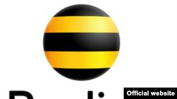 Логотип мобильного оператора Beeline.