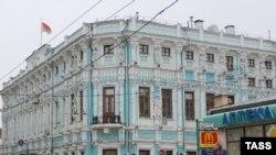 Амбасада Беларусі ў Маскве